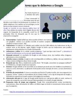 10 Innovaciones Que Le Debemos a Google