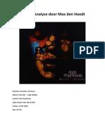 Muziek PO Analyse
