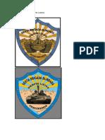 Escudos de 6ta Brigada