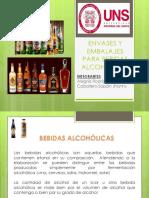 Envases y Embalajes en Bebidas Alcohólicas