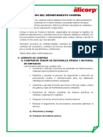 6.Area de Compras(Analisis)