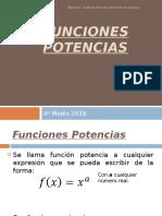 Funciones Potencias 4TOA