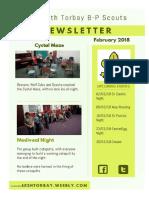 newsletter feb 18