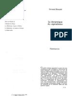 146711337 Braudel La Dynamique Du Capitalisme PDF