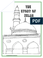 The Story of Islam (Coloring Book)