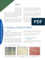 Precast Concrete External Walls