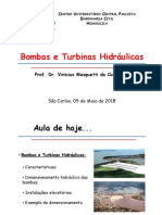 Aula - Bombas e Turbinas UNICEP