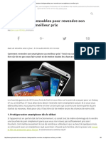 5 Astuces Indispensables Pour Revendre Son Smartphone Au Meilleur Prix