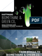 Biomethane-Green-CO2 Haffmans Brochure En