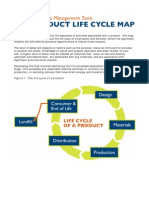 Product Life Cycle Mapping