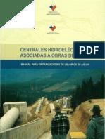 Centrales Hidroeléctricas Asociadas a Obras de Riego