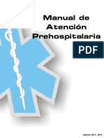 Manual Prehospitalario