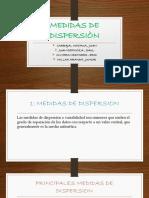 Medidas de Dispersiòn 2