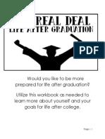 the real deal - life after graduation handbook
