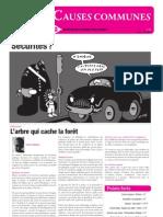 SécuritéS ? - Revue Causes communes n°18