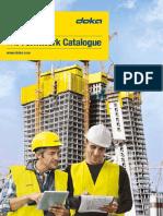 The Formwork Catalogue Europe English