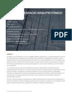 Seminario de Historia de La Arquitectura 1 2015 2