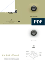 Focal Catalogue 2010