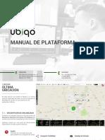 Manual de Plataforma UBIQO 2017