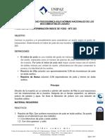 ÍNDICE DE YODO P5 NTC 283