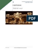 Plano de Estudos TJ SP INTERIOR 2017