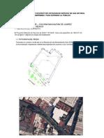 Memoria Tecnico Descriptivo Estacion de Servicio de Gas Natural Comprimido Para Expendio Al Público