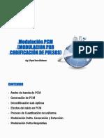 Modulacion PCM