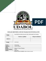 Monografía Manifestaciones Orales Del Síndrome de Turner_UDABOL ODONTOLOGÍA