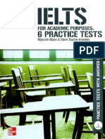 IELTS for Academic Purposes Practice Tests BOOK