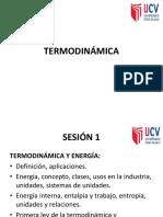 Clase 1 Termodinamica UCV