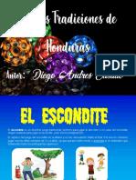 Juegos Tradiciones de Honduras