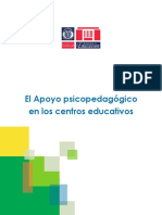 Documento Para El Apoyo Psicopedagogico Minerd