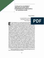 7 sem - La Lucha por las Necesidades Fraser.pdf