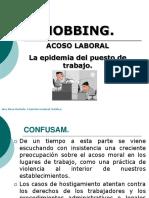 Consecuencias del acoso laboral pdf