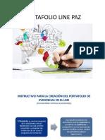 Portafolio Line Paz