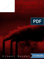 Iniciacion a La Economia Marxista - Ernest Mandel