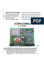 Manual Placa 230m2