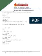 Equações Diferenciais - Dp Objetivo - Enunciados e Soluções
