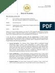 Alabama Sentry Program Memorandum