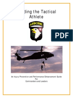 101st Tactical Athlete Handbook