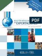 Boletin de Exportaciones