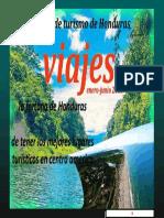 Los mejores lugares turísticos de Honduras