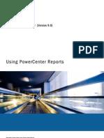 Informatica PowerCenter 9.0 Using PowerCenter Reports