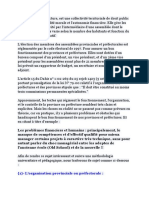 Organisation Préfecturale Et Provinciale Au Maroc