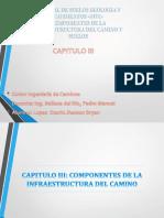 Capitulo III Manual de Suelos Geologia y Pavimentos –Mtc- Componentes de La Infraestructura Del Camino