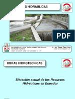 Clase 1 Introduccion a Las Obras Hidráulicas