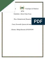 Desarrollo de Ejercicio Del Modulo 1