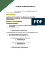 Datos Para El Examen Del Progreso 2 IER920-70 2018-2