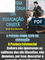 Teologia Ou História Da Educação Cristã - Marcelo Bernardo