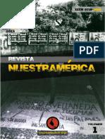 Revista nuestrAmerica, volumen 1, número 1. 2013